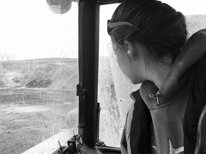 Thinking in the Tractor